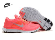 Pas Cher Nike Free Run 3 Femme Hot Punch Neon Rose Volt Chaussures France