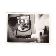 """@discoveringlostsouls on Instagram: """"Vintage selfie #foundphoto #vintagephoto #vintage #photo #selfie #vintageselfie #snapshot #1950s…"""""""