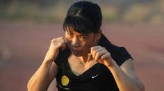 Mary Kom - Boxing - India  Born into poverty, Kom hid her boxing from her parents.  For her international debut, she won silver and the next year took gold. The sole female Indian boxer, Kom has been training with her male counterparts.