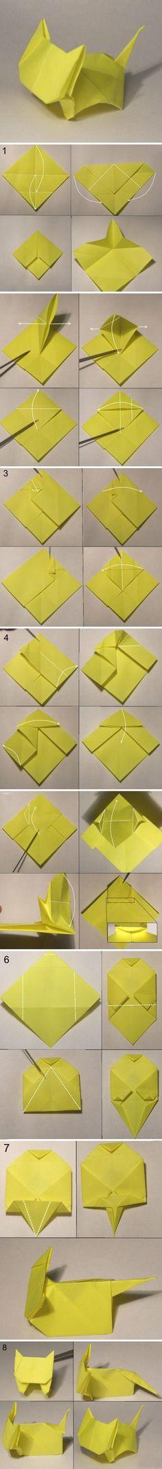 Подделки из бумаги