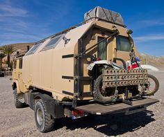 overland expedition vehicles - Google Search