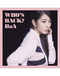 K2POP - 보아 (BOA) - WHO'S BACK? (NORMAL EDITION)