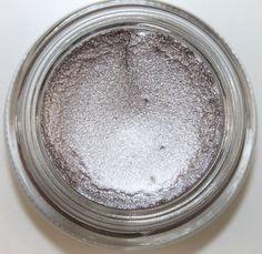 MAC Paint Pot in Dangerous Cuvée - shimmery silvery grey