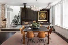 Contemporary Home Décor in the Heart of NYC. The most inspiring interiors and the top NY interior designer's works are waiting for you! Check this fabulous décor… and lighting ideas | www.delightfull.eu #newyorkinteriordesign #interiordesignideas #modernlighting #designprojects #interiordesigninspiration #modernhomelightign #contemporaryhomedecor #modernlighting #industrialdecor #americandesign #interiordesignusa