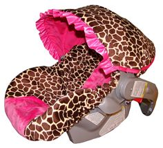 Infant Car Seat Cover  Baby Car Seat Cover  Hot by sassycovers, $69.00