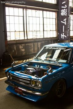 Cody : Datsun 510