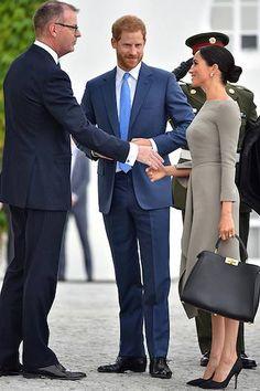 Meghan Markle and Prince Harry in Dublin