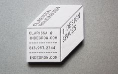 Business card, ID