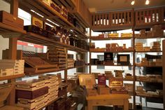 Point of Sale INVENTORUM in Aktion: Cigarrenmagazin Unter den Linden in Berlin. #Kassensystem