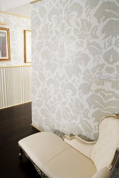 #Mosaic: #wallpaper #Damask 1