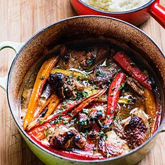 Cider-Braised Pork Shoulder | MyRecipes.com
