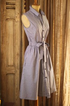 Shirtdress for Summer time, just have to find the right pattern. Women's Clothes, Clothes For Women, Boho Fashion, Vintage Fashion, Made Clothing, Designer Wear, Kids Wear, Bobs, Sewing Ideas