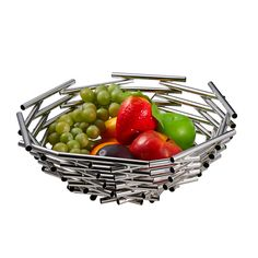 Amazing Product from amazon.com: http://www.amazon.com/Newness-Stainless-Decorative-Tabletop-Organizer/dp/B00YK9XX2E/ref=sr_1_1?ie=UTF8&keywords=fruit+bowl