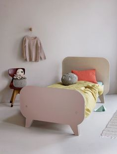 Aventuur junior bed designed by Kellie Smits for Buisjes & Beugels +++
