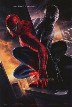 Spiderman 3 is definitely my favorite