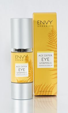 ENVY Eye Serum ~ Age Defier Eye Vitamin C Contour Serum ~ Sponsor #3956295