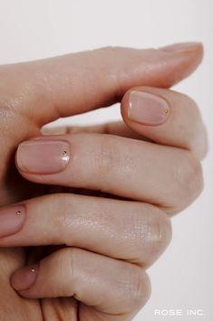 Casual Nails, Les Nails, Subtle Nails, Nail Care Tips, Minimalist Nails, Healthy Nails, Bridal Nails, Dream Nails, Square Nails