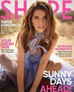 Anna Kendrick Has Struck the Perfect Balance Between Workouts, Self-Care, and Mac 'n Cheese - Anna Kendrick Wants You to Take Your Wellness Routine Less Seriously - Shape Magazine, Anna Kendrick Interview, Jason Kim, Emperors New Groove, Geek News, Celebrity Workout, Scott Disick, Lizzie Mcguire, Pitch Perfect