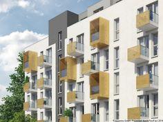 Eigentumswohnung Berlin Treptow, Dörpfeldstraße, Neubau. Mehr auf www.accentro.de/berlin.