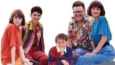 2point4 children - Sitcom following the trials and tribulations of the fictional Porter family.
