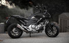 Обои honda, nc700 x, мотоцикл, superbike - авто фото, обои на рабочий стол мотоциклы - скачать