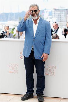 Mel Gibson |.| Festival di Cannes 2016