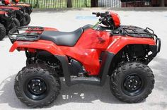New 2015 Honda FourTrax Foreman Rubicon 4x4 EPS Deluxe ATVs For Sale in Michigan. Engineered For Comfort And Confidence—All Day Long. FourTrax® Foreman® Rubicon® has always been a rider favorite. And here's the best news: for 2015, the Rubicon is better than ever, with new features and six models that give you a wide variety of choices. Its superior engineering gives you the confidence you need to tackle tough trails. Recommended for riders 16 years of age and older. Honda recommends…