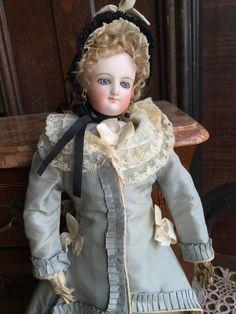 BRU French Fashion from antiquedolls6395 on Ruby Lane