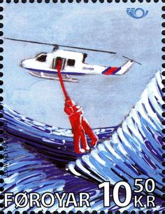 Sello: NORDEN - By The Sea (II) Life At Sea (Feroe Islas) (Norden) Mi:FO 747,AFA:FO 742