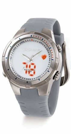 Sportline 775 Women's Analog Strapless Heart Rate Monitor Watch by Sportline. $110.12. Amazon.com      The 775 Women's Analogue Strapless Heart Rate Monitor Watch from Sportline is designed to be worn during daily life as well as when you workout, so that you can access heart rate information both at rest and during exercise. The 775 watch offers a simple design that will fit in anywhere from work, to the gym, to after hours, with a stainless steel top ring, bezel, ...