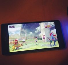 #PS4 Remote Play #USFIV #streetfighter