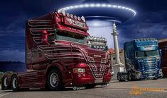 Truck Store, Scania V8, Cool Trucks, Buses, Volvo, Muscle Cars, Trailers, Holland, Sick