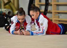 Arina AVERINA (RUS) Dina AVERINA (RUS)