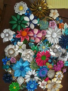 How to make a brooch bouquet!