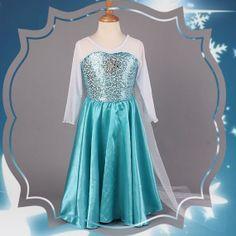 Elsa dress  elsa costume frozen birthday outfit  by ForPrincesses, $58.99