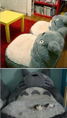 totoro sofa 龙猫沙发