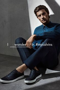 Wouter Peelen snags another campaign, following up his La Perla outing with Calvin Klein White Label's spring-summer 2016 advertisements. The Dutch model joins Julia van Os for the campaign, showcasing an elegant point of view from the Calvin Klein universe. Pictured against minimal architecture and inside a car, Wouter dons grey suiting and smart sportswear, …