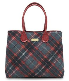Ness Sa Bag In Midnight Dream Classic Tweed 54 99 Real Style Bago Tartan