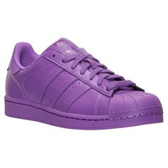 Men's adidas Superstar x Pharrell Williams Supercolor Casual Shoes - S41836 PUR | Finish Line