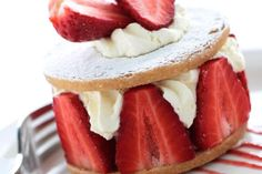 You don't have to write off strawberry shortcake just because you're on a low-carb diet!