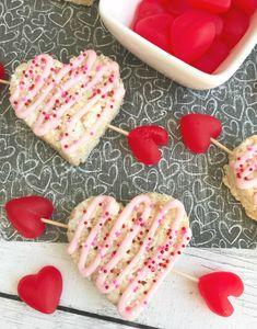 Valentine's Rice Krispie Treats