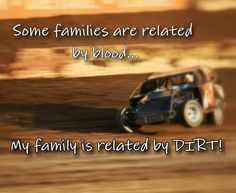 Love this ❤️ Once a racer always a racer & will always be a part of the family! ❤️