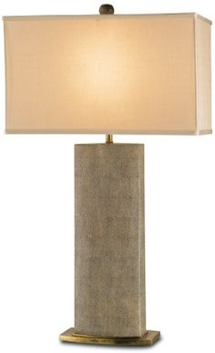 Rutherford Table Lamp Design By Currey Company