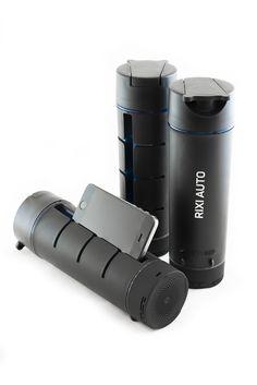Rixi Auto OÜ Rhythm Bluetooth joogipudel/kõlar www.stillabunt.ee