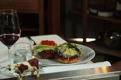 Hellstrøms hamburger
