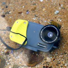 Watershot Pro Underwater iPhone 5/5S Housing - @fancy.com.
