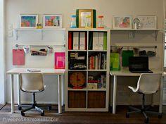 (2) Hometalk :: Art Stations for Kids :: A Pop of Pretty's clipboard on Hometalk
