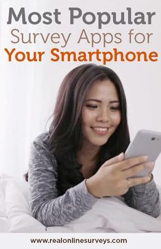 Here are some online survey apps that allow you to earn money by providing answers to surveys through your smartphone.