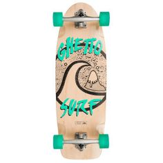Quiksilver Cruisers - Quiksilver Ghetto Surf  - 30 Inch