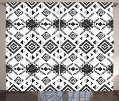 Tribal Curtains by Ambesonne, Hand Drawn Sketchy Ethnic T... https://smile.amazon.com/dp/B072M5K9TT/ref=cm_sw_r_pi_dp_x_Rg-Hzb9AQQV5Y